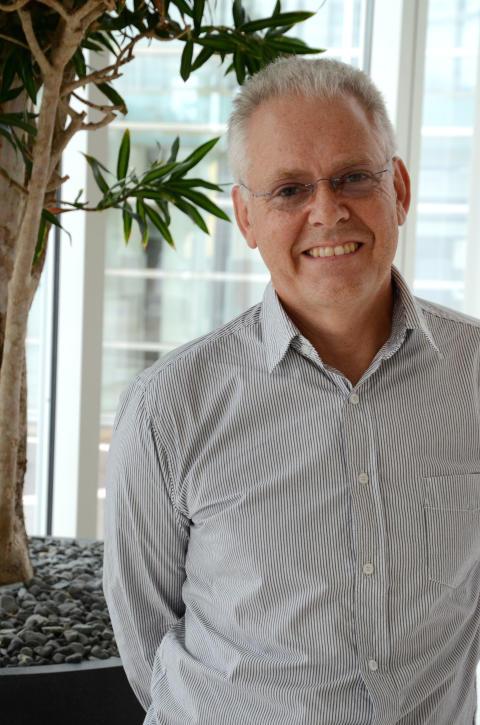 Mikael Sandberg, professor i statsvetenskap vid Högskolan i Halmstad