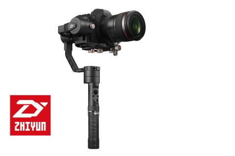 Avancerade kamerarörelser med nya Zhiyun Crane Plus