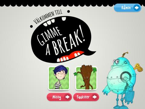 Give me a break - en app för unga canceröverlevare