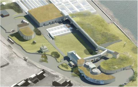 NSVA har utsett entreprenör för överbyggnaden av Öresundsverket