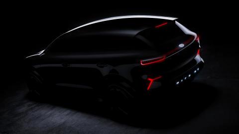 Kia Elektrisk konseptbil