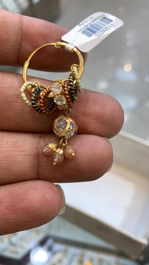 Stolen jewellery [14]