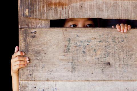 Erikshjälpen i Almedalen - tiggeri, barnhem och flyktingmottagande