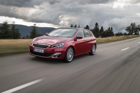 Sverigepremiär för nya Peugeot 308