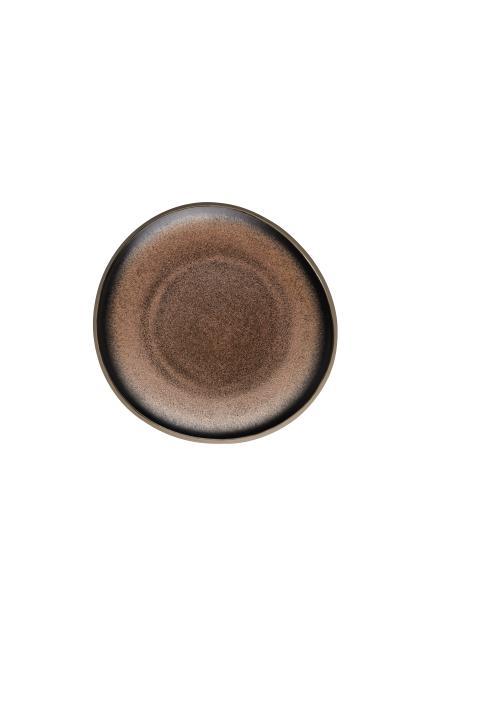 R_Junto_Shiny_bronze_Plate_flat_16_cm