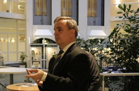 Kommunalråd Salonen (C): Vi behöver en handlingsplan mot våldsbejakande extremism i Haninge.