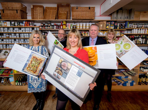 Recipe widget to boost Perthshire tourism experience