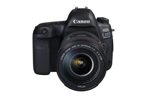 Canon lanserer fastvareoppgradering til EOS 5D Mark IV: Utvidet dynamisk område og forenklet color grading