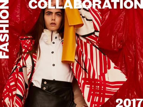 Fashion Collaboration 2017 - modevisning på Fashion Week Stockholm