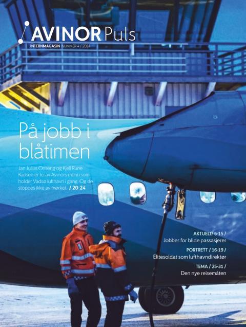 Avinor Puls nr. 4 2014