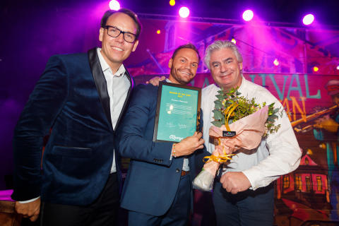 O'Learys Östersund – Rookie of the year 2018