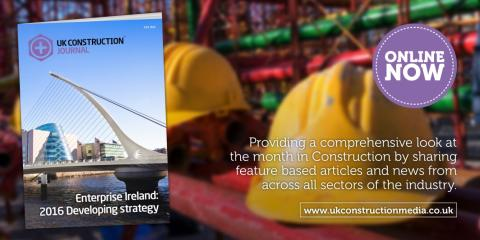 Latest UK Construction Journal online now