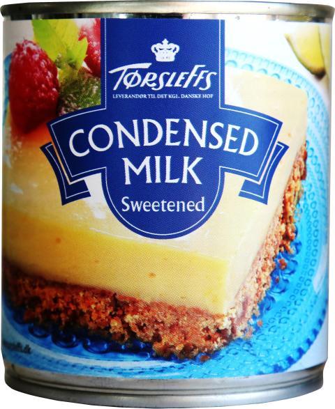 Törsleffs Kondenserade mjölk