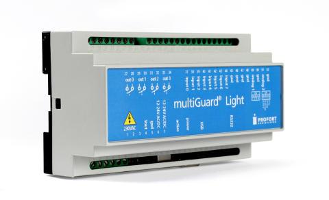Multiguard Light i 3G-version