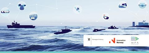 14 November: Norway-Singapore Maritime Digitalisation Forum 2017
