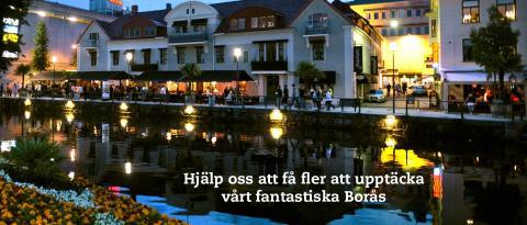 InfoPoints ska hjälpa fler att upptäcka Borås