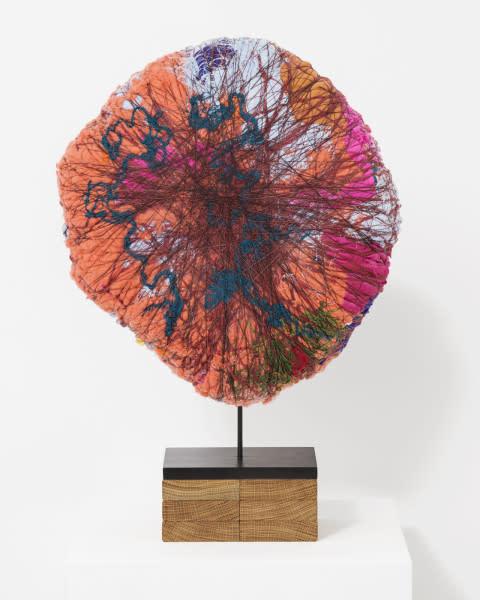 Sheila Hicks Chilpancingo, 2019 Linen, synthetic fibres