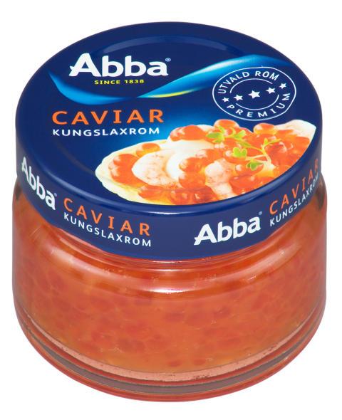 Abba Caviar Kungslaxrom