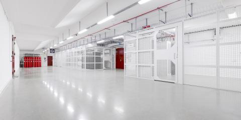 Hydro66 data centre interior