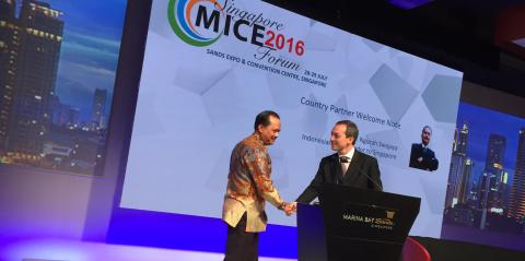 HBM completes super fast production of eventv programs at Singapore MICE Forum