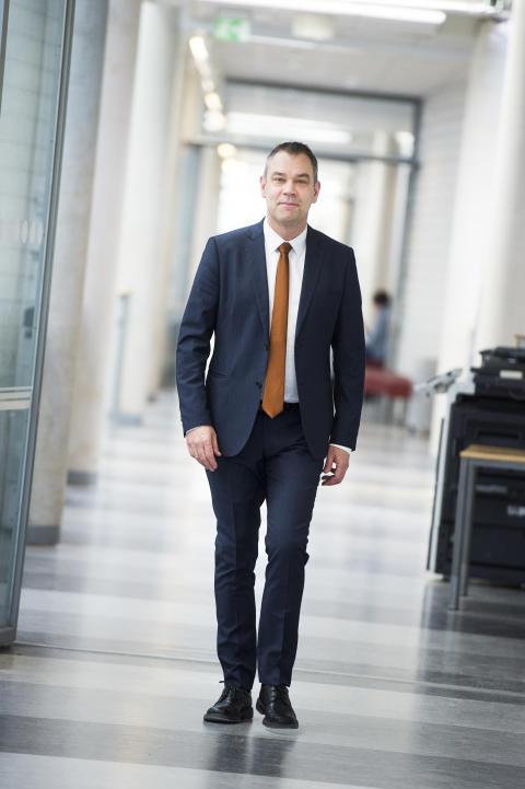 Paul Pettersson rektor MDH pressbild2