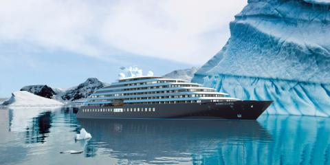 V.Ships Leisure awarded contract for world's first discovery yacht – Scenic Eclipse