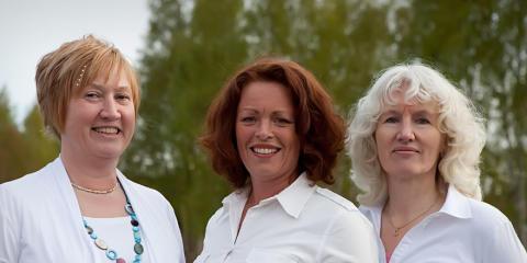 Berättelser från Praktikertjänst: Gunilla Liljedahl, Satu Höglund och Jill Boman – BålstaDoktorn i Uppsala