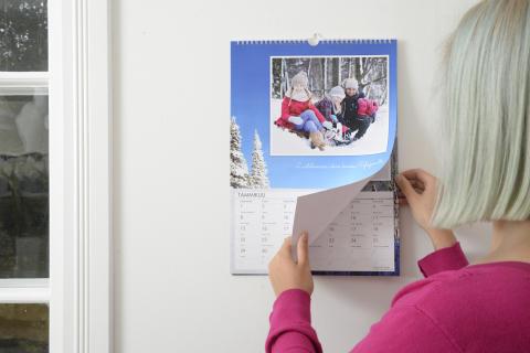 Seinäkalenteri tammikuu 2019