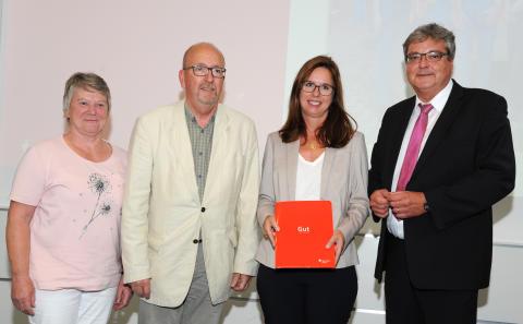 Rommerskirchen - Rommerskirchener Tafel und Dr. Gasten