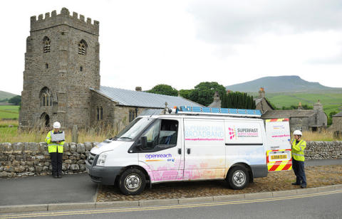 Yorkshire potter is all fired up online thanks to superfast broadband