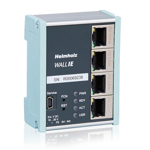 WALL IE Industriell Ethernet-brygga och brandvägg
