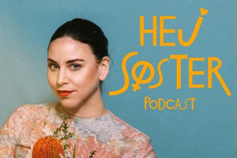 """Premiere på ny podcastserie med Fallulah: """"'Hej Søster' er en bevægelse, der først lige er begyndt"""""""