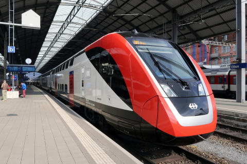 Swiss Federal Railways to meet expert solution providers at 7th International Railway Summit