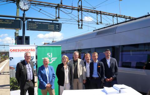 Sveriges största tågaffär officiellt klar