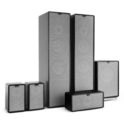 Retrospective 1977 MKII 5.1 Soundsystem 60001761