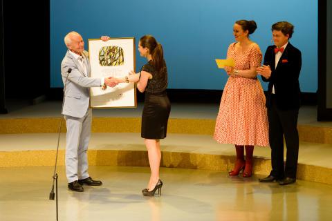 Award Ceremony May 28, 2012