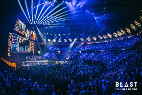 BLAST Pro Series Madrid: Full schedule with two days of live world-class esports revealed