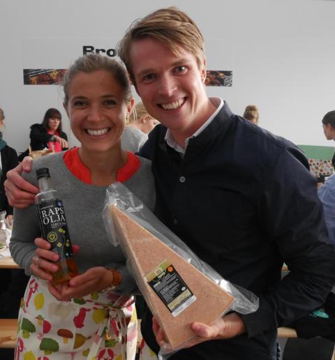 De skapade vinnarrätt av räddad mat i Svinnkampen