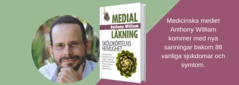 BOKLANSERING: Medial Läkning - Sköldkörtelns hemlighet