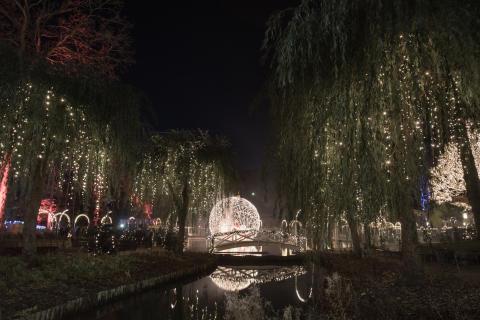 Tivoli Friheden gør julen til et eventyr