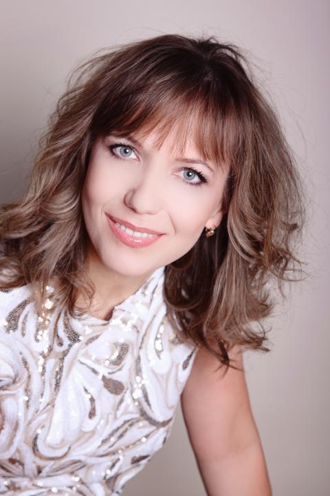Natalya Pasichnyk, pianist