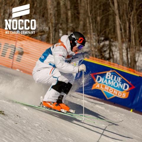 NOCCO ny stolt sponsor till Walter Wallberg