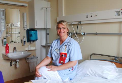 Trainee-program ger nya sköterskor en bred bas