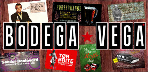 Besøg VEGAs bar på Roskilde Festival
