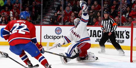 Ska New York Rangers skriva historia i Stanley Cup?