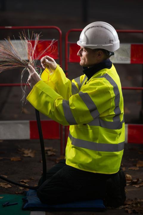 BT's £181 million pound boost for Edinburgh economy
