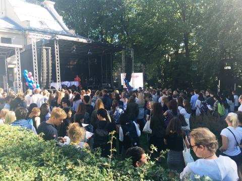 Studentslippet 2017 - Finn ditt Oslo!