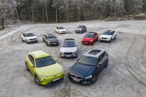Jaguar I-PACE är Årets Bil i Norge