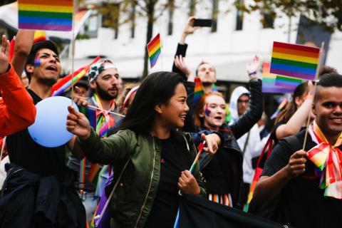 West Pride info i Nordstan 7-14 juni