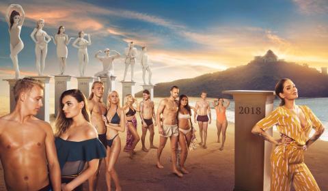 Paradise Hotel: 110% seg selv i ti år!
